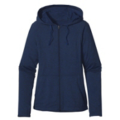 Patagonia Seabrook Womens Hoodie, Channel Blue, medium