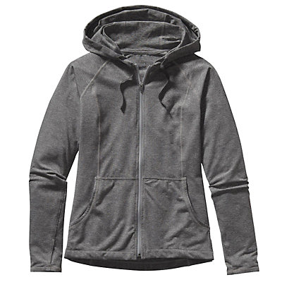 Patagonia Seabrook Womens Hoodie, Channel Blue, viewer