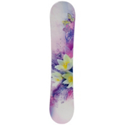 Black Fire Special Lady Purple Rocker Girls Snowboard, , medium