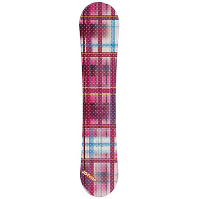 JoyRide Gift Pink Girls Snowboard, , viewer