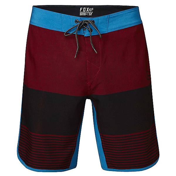 Fox Cruise Control Mens Board Shorts, Heather Red, 600