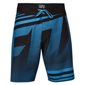 Fox Racing Static Board Shorts, Electric Blue, medium