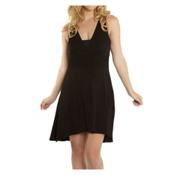 Dotti Ocean Avenue Dress Bathing Suit Cover Up, Black, medium