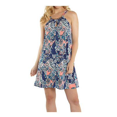 Dotti Paisley Palace Dress Bathing Suit Cover Up, , viewer