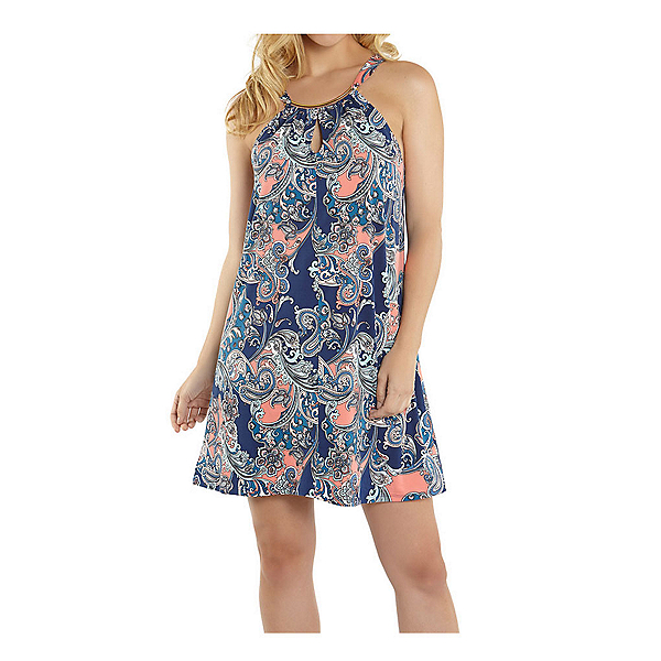 Dotti Paisley Palace Dress Bathing Suit Cover Up, , 600