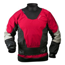 Stohlquist Freeplay Paddling Jacket, Fireball Red, 256