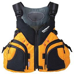Stohlquist Keeper Fishing Kayak Life Jacket 2017, Mango, 256