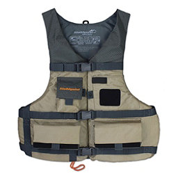 Stohlquist Spinner Kids Kayak Life Jacket, Khaki, 256