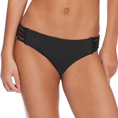 Body Glove Smoothies Ruby Bathing Suit Bottoms, Black, viewer