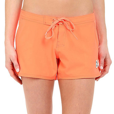 Body Glove Blacks Beach 16 Womens Board Shorts, Tangy, viewer