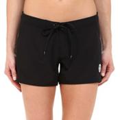 Body Glove Blacks Beach Womens Board Shorts, Black, medium