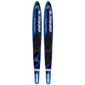 O'Brien Vantage Combo Water Skis With 700 Adjustable Bindings, , medium
