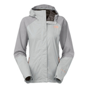 The North Face Venture Womens Jacket, High Rise Grey Heather, medium
