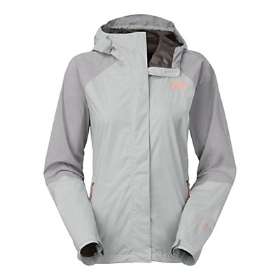 The North Face Venture Womens Jacket, Powder Blue, viewer