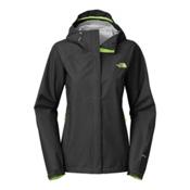 The North Face Venture Womens Jacket, TNF Dark Grey Heather-Budding, medium
