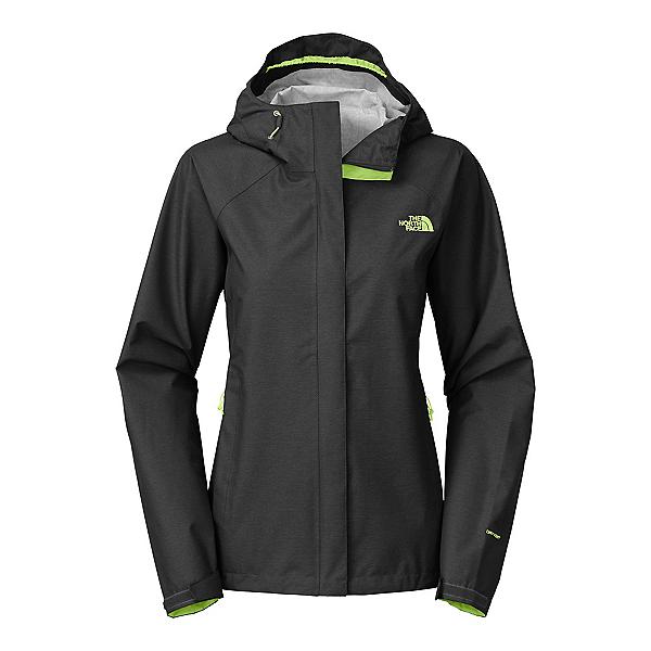The North Face Venture Womens Jacket, TNF Dark Grey Heather-Budding, 600