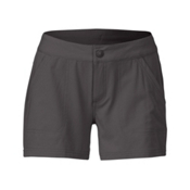 The North Face Women's Amphibious Short, Graphite Grey, medium