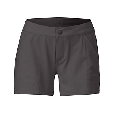 The North Face Women's Amphibious Short, Graphite Grey, viewer
