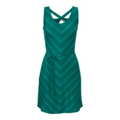 The North Face Breezeback Dress, Teal Blue, medium