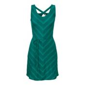 The North Face Breezeback Dress, Teal Blue, medium