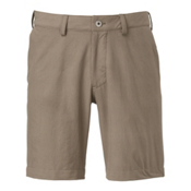 The North Face Men's Rockaway Mens Shorts, Weimaraner Brown-Dune Beige, medium