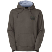 The North Face Men's National Parks Pullover Hoodie, Weimaraner Brown, medium