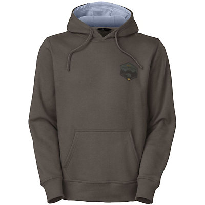 The North Face Men's National Parks Pullover Hoodie, Weimaraner Brown, viewer