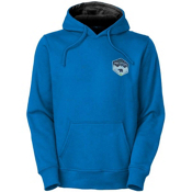 The North Face Men's National Parks Pullover Hoodie, Bomber Blue, medium