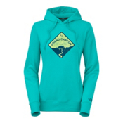 The North Face National Parks Welt Pocket Womens Hoodie, Bluebird, medium
