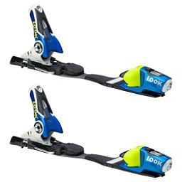 Look SPX Racing 12 Maxflex Ski Bindings, Blue, 256