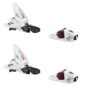 Look NX 11 W Womens Ski Bindings, White-Berry, medium