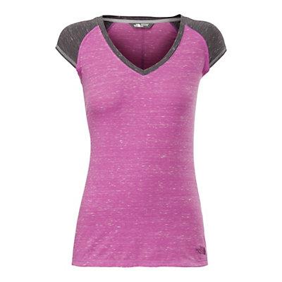 The North Face S/S EZ Raglan Womens T-Shirt, , viewer