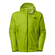 The North Face Venture Fastpack Mens Jacket, Macaw Green, medium
