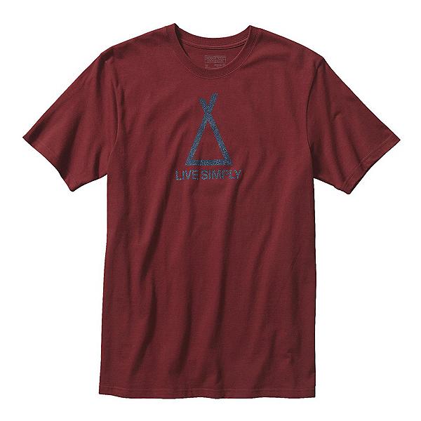 Patagonia Live Simply Tent Life Mens T-Shirt, , 600