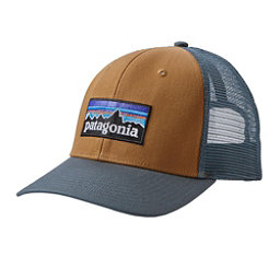 Patagonia P-6 Trucker Hat, Bear Brown, 256