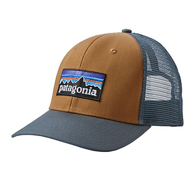 Patagonia P-6 Trucker Hat, Forge Grey, viewer