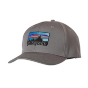 Patagonia 73 Logo Roger That Hat, Feather Grey, medium