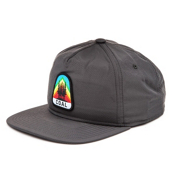 Coal The Summit Hat, Charcoal, medium