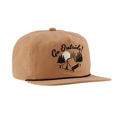 Coal The Great Outdoors Hat, Light Brown, viewer