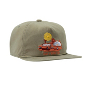 Coal The Great Outdoors Hat, Olive, medium