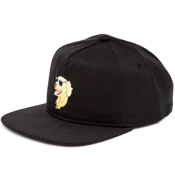 Coal The Best Friend Hat, Black, medium