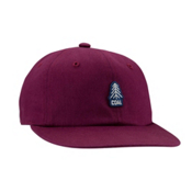 Coal The Junior Hat, Burgundy, medium