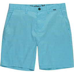 Hurley Dri-FIT Layover Mens Shorts, Beta Blue, 256