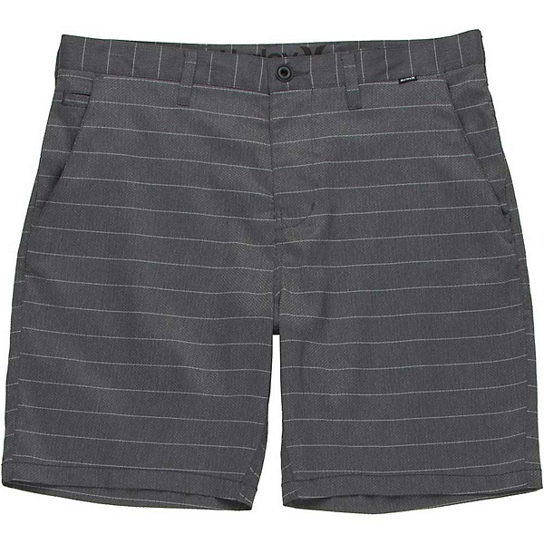 Hurley Dri-FIT Layover Mens Shorts, Black, 600