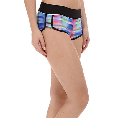 Next Turn Up The Tempo Shorts Bathing Suit Bottoms, Multi, viewer