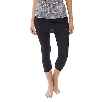 Next Good Karma Skirted Swim Capri, , viewer