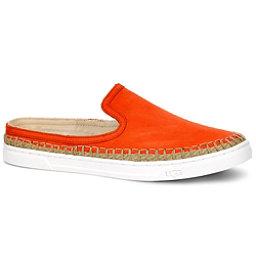 UGG Caleel Womens Shoes, Hazard Orange, 256
