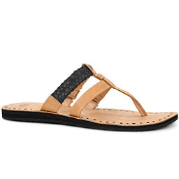 UGG Audra Womens Flip Flops, Black, 256