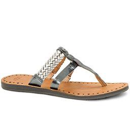 UGG Audra Womens Flip Flops, Sterling, 256