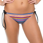 Oakley Pacific Stripe Tunnel Bathing Suit Bottoms, Multi, medium